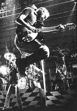 Pete Townshend with 360/12FG V64